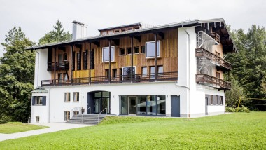 Jugendherberge in Berchtesgaden