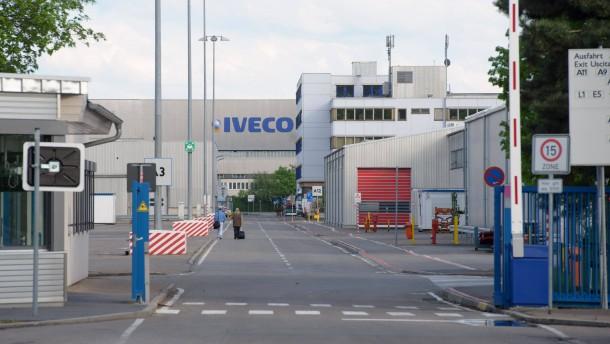 Iveco schließt Lastwagen-Produktion in Ulm