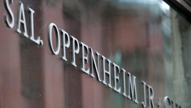 Oppenheim lehnt Offerte für Investmentbank ab