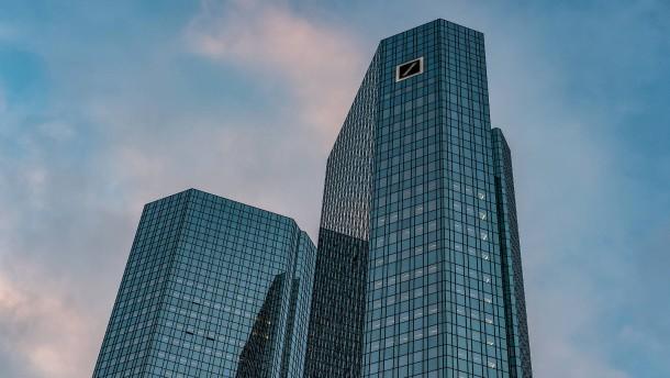 Neue Spannungen zwischen Deutscher Bank und Aufsicht
