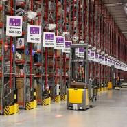 Amazon betreibt in Deutschland mehrere Standorte, darunter auch in Werne.
