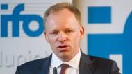 Clemens Fuest Chef des Ifo-Instituts in München.