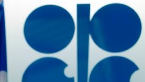 Opec will deutlich weniger Öl fördern