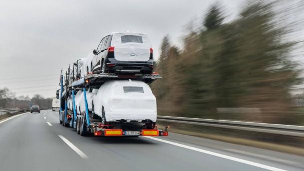 Der deutsche Automarkt wächst