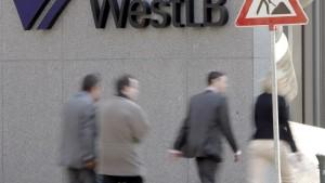 Milliardenverlust: West LB braucht Kapitalspritze