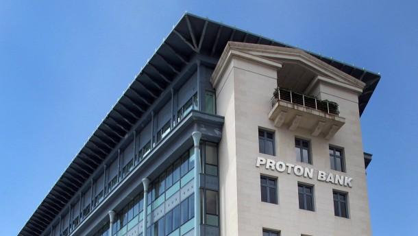 Griechische Bank soll Millionen außer Landes geschafft haben