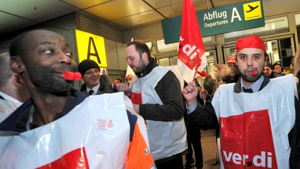 Wieder Streiks an Flughäfen Düsseldorf und Köln/Bonn