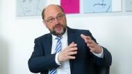 Martin Schulz (SPD) will die Reichen zur Kasse bitten.