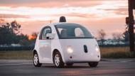 Google-Roboterauto
