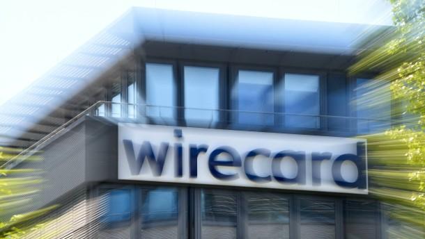 Wettstreit um die Wirecard-Bestandteile