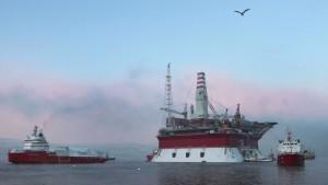 Exxon-Mobil beteiligt sich an neuer Ölbohrung in Russland