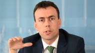 Der baden-württembergische Wirtschaftsminister Nils Schmid