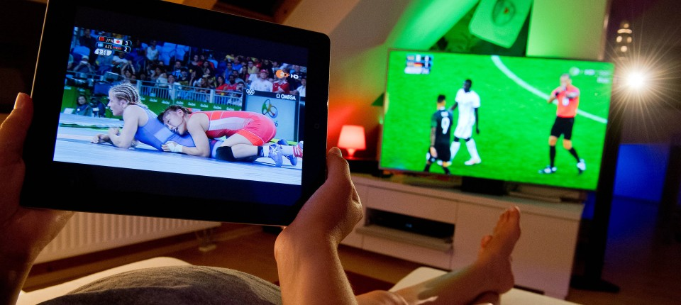 fernsehen, radio, internet die deutschen lieben medien  radio und fernsehen #15