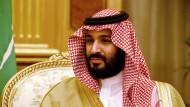 Mohammed bin Salman bereitet sich gerade darauf vor, die Führung Saudi-Arabiens zu übernehmen.