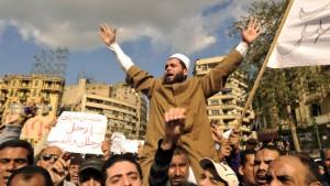 Ägypten macht die arabischen Staaten nervös