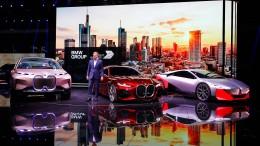 BMW will sich nicht aufs E-Auto festlegen