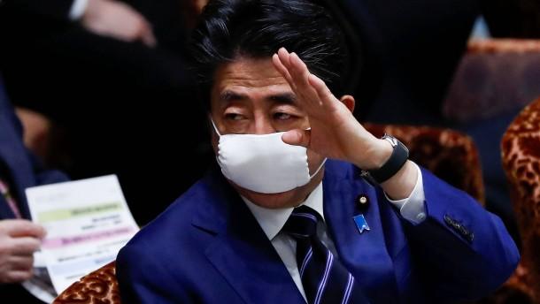 Japan erwägt riesiges Notprogramm