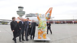 Easyjet will Passagierzahl in Deutschland verdoppeln