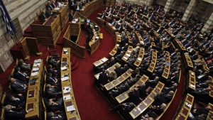 Griechisches Parlament segnet Haushalt für 2016 ab