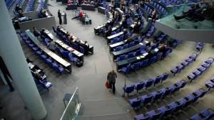 Bundestag beschließt mehr Regeln für riskante Finanzprodukte