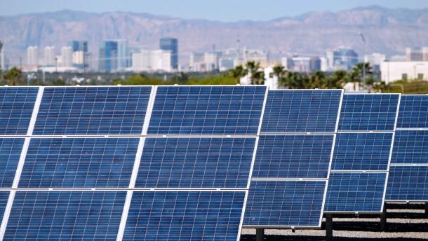 Milliardenübernahme in der Solarindustrie