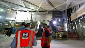 Londoner Mega-U-Bahn wird mindestens neun Monate später eröffnet