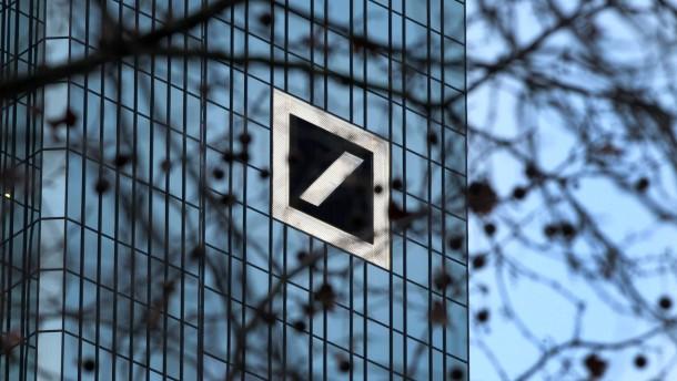 So zeigt sich die Angst um die Deutsche Bank