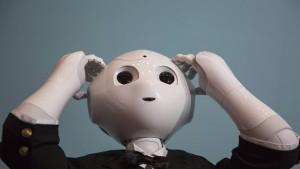 Kollege Roboter wird hoffähig