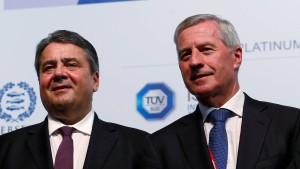 Sigmar Gabriel wird Aufsichtsrat der Deutschen Bank