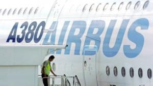 Airbus hat weniger Bestellungen als Boeing
