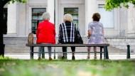 Rente steigt um bis zu 5,95 Prozent