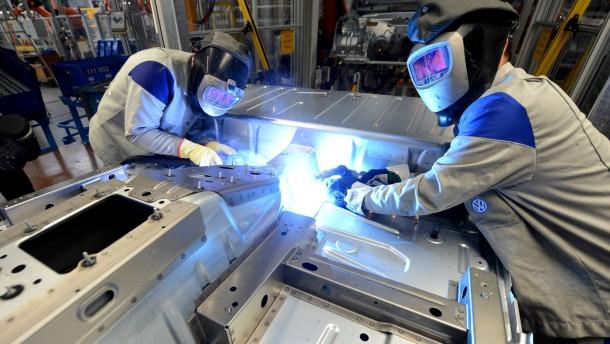 Ifo-Geschäftsklima steigt den dritten Monat in Folge