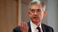 Jerome Powell gehört der Führung der Notenbank seit fünf Jahren an.