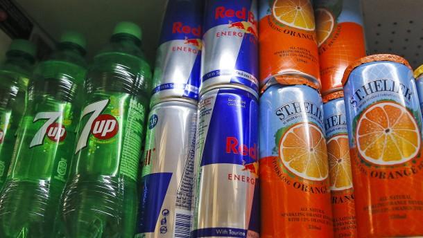 Briten führen Steuer auf zuckerhaltige Getränke ein