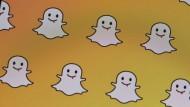 Snapchat öffnet sich für die Werbung
