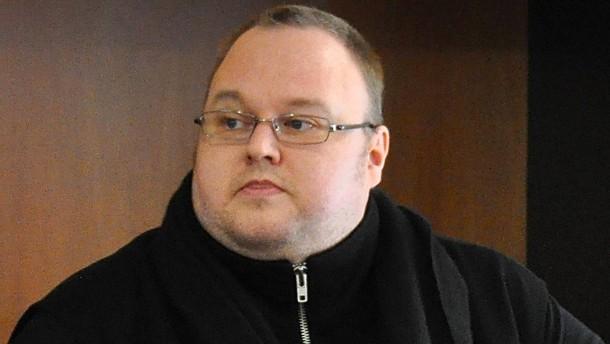 Gericht bestätigt Auslieferungsurteil gegen Kim Dotcom