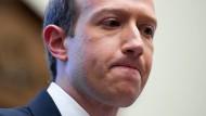 Nächste Bewährungsprobe für Mark Zuckerberg