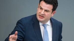 Der Arbeitsminister kümmert sich nun um die Härtefälle