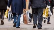 Gestiegene Inflation dämpft die Kauflaune