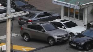Fahrverbote für BMW-Autos wegen Brandgefahr