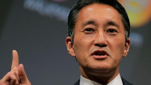 Sony prüft eine Konzernaufspaltung