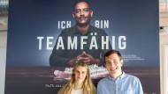 Haben sich im Studium kennengelernt: Zarah Bruhn und Maximilian Felsner