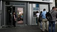 EZB gewährt griechischen Banken noch mehr Notkredite
