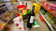 Inflationsrate sinkt auf Null