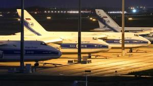 Entsteht hier der wichtigste deutsche Frachtflughafen?