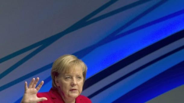 Merkel kommt Industrie bei Öko-Steuer entgegen