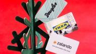 Der Betrug mit Guthabenkarten ist ein Kinderspiel