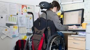Wie steht es um die Inklusion am Arbeitsplatz?