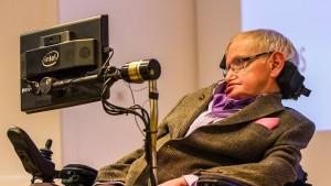 Stephen Hawking sorgt sich um die Briten