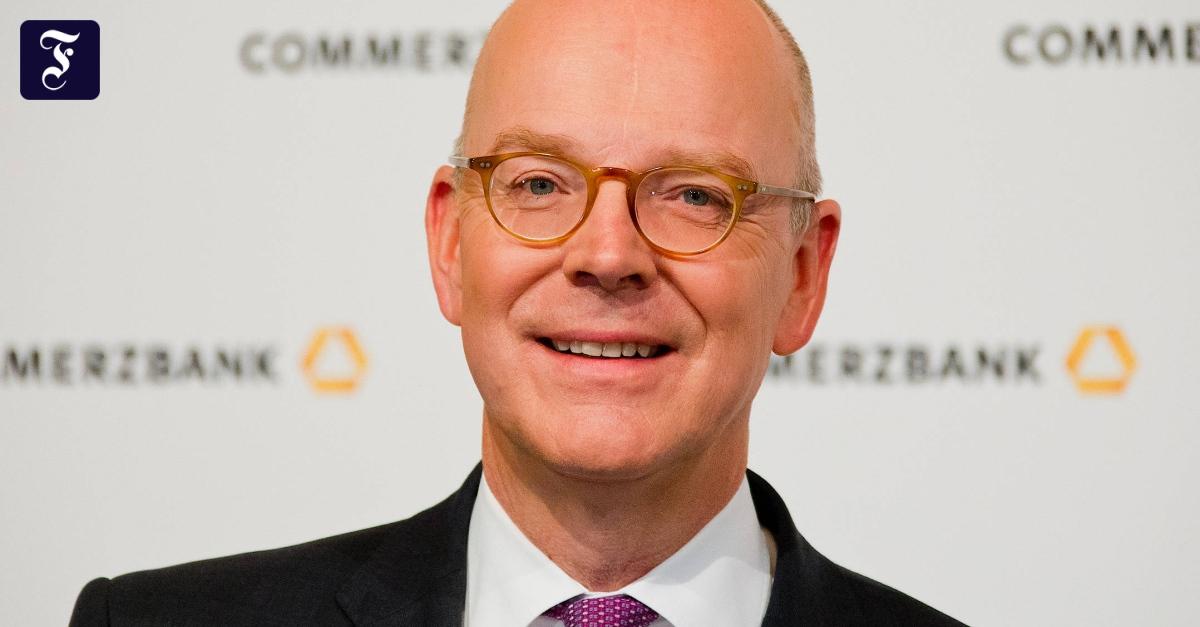 Manager: Martin Blessing wird Aufsichtsrat der Danske Bank